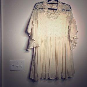 Cute lace dress nwot
